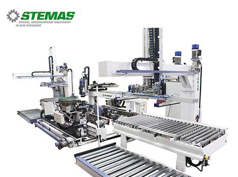 Stemas máquinas