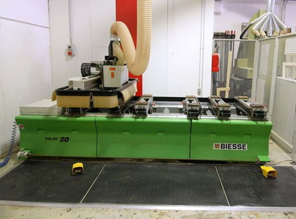 maquina CNC Biesse Rover 20 ocasión