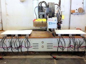 maquina CNC Homag Optimat BAZ 32 ocasión