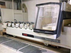 maquina CNC SCM Record 110 ocasión