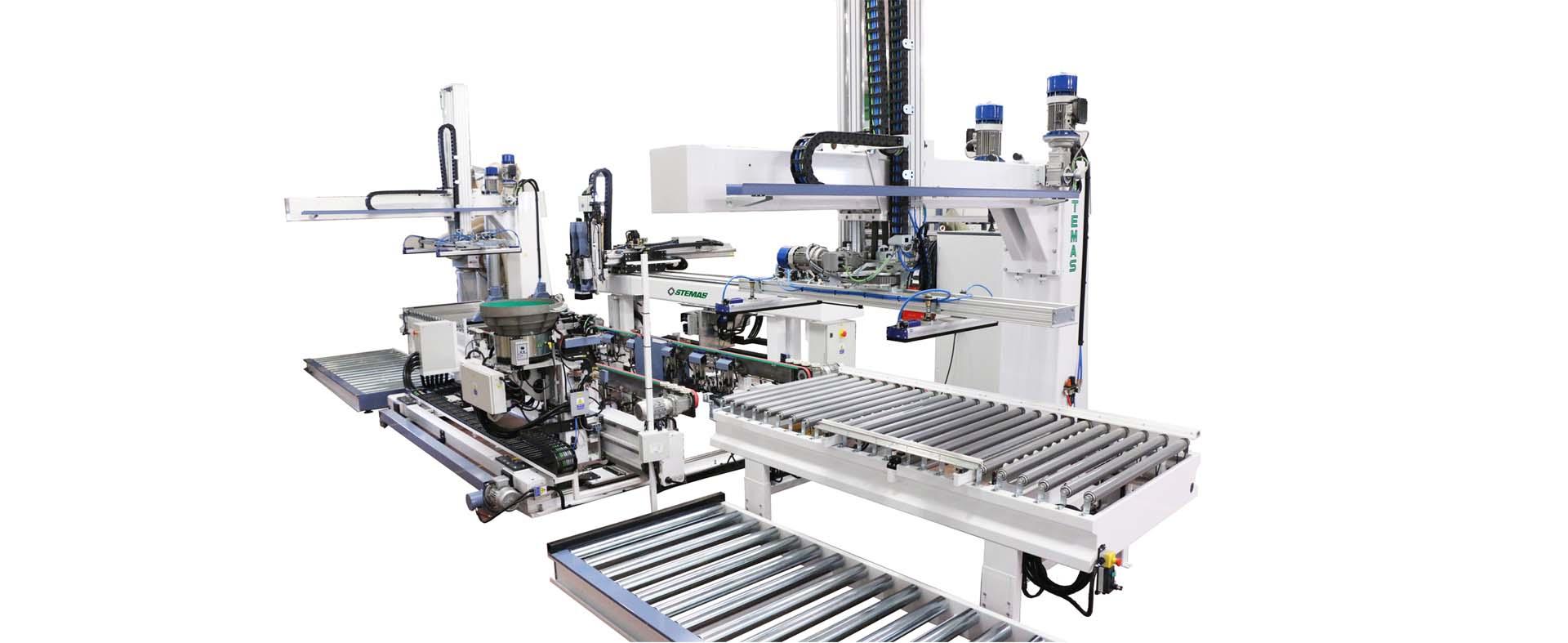 Centros de mecanizado CNC para puertas